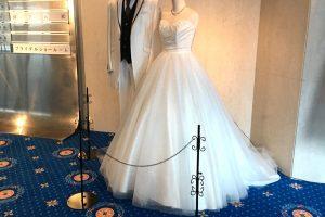 結婚式のタキシードとドレス